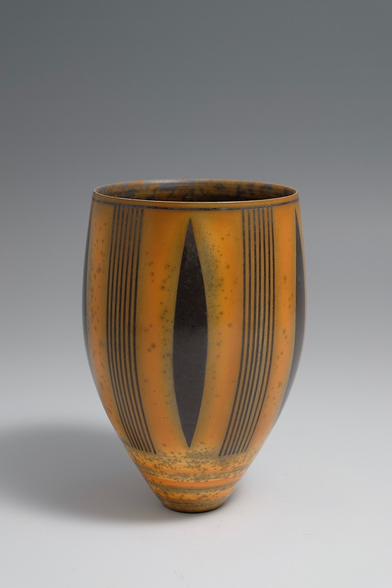 Terra-sigillata Vessel Form. Height: 18 cm.  Price: £640.00