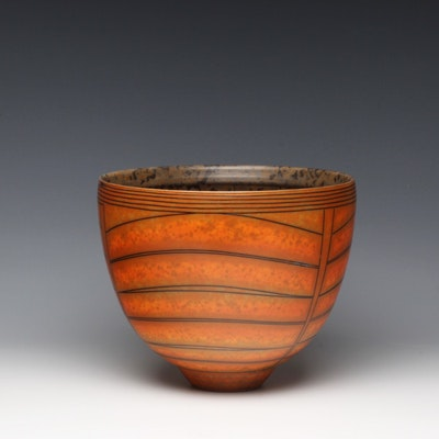 Terra-sigillata Bowl, view 2.